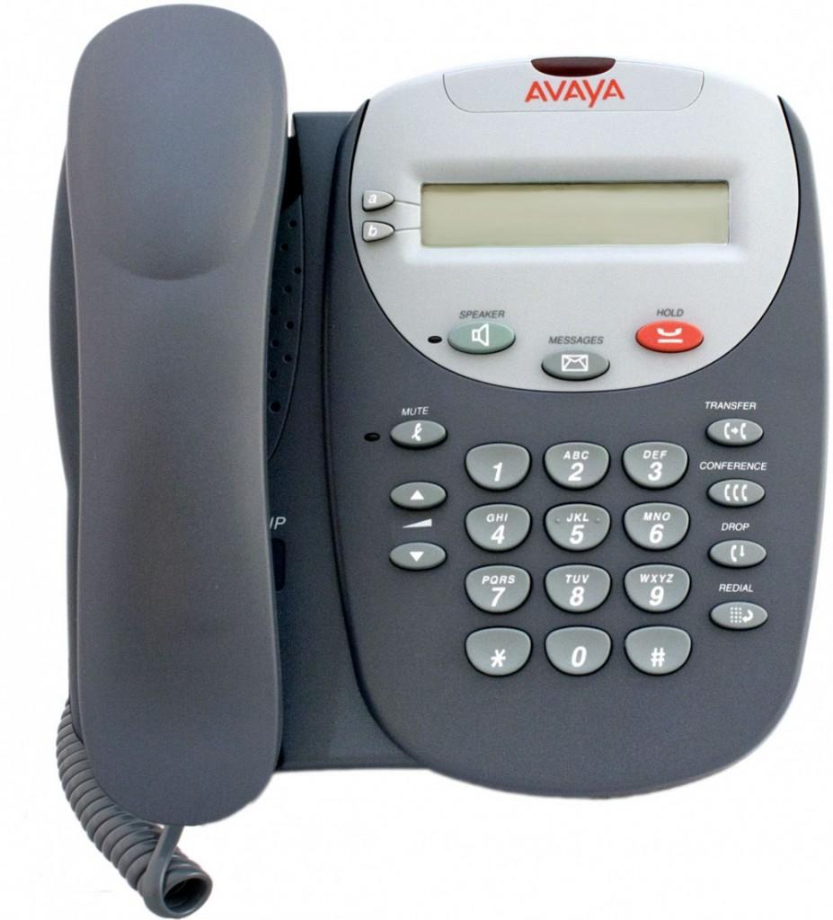 Avaya 5602SW IP Phone