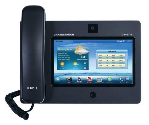 GXV3175 IP Multimedia Phone