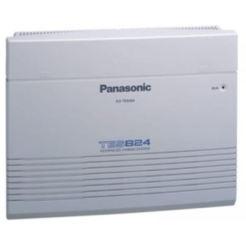 Tổng đài Panasonic KX-TES824 03 trung kế, 08 máy nhánh