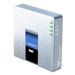 Gateway điện thoại Internet Cisco SPA400 với 4 cổng FXO