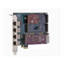 Digium AEX403E PCIe card, Digium AEX401E PCIe Card