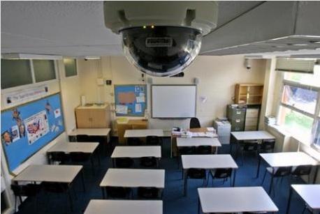 Hệ Thống Camera Quan Sát Cho Trường Học