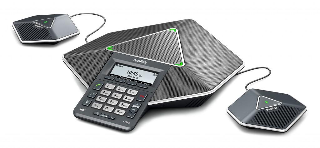 Điện thoại hội nghị Yealink CP860