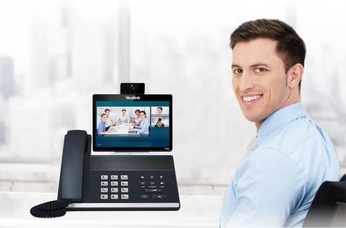 điện thoại truyền hình IP Yealink SIP T49G