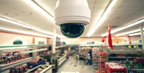 hệ thống camera ip giám sát cho cửa hàng bán lẻ