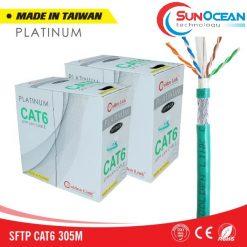 Dây cáp mạng Golden Link Platinum SFTP Cat6