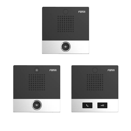 i10 / i10V / i10D SIP Mini Intercom